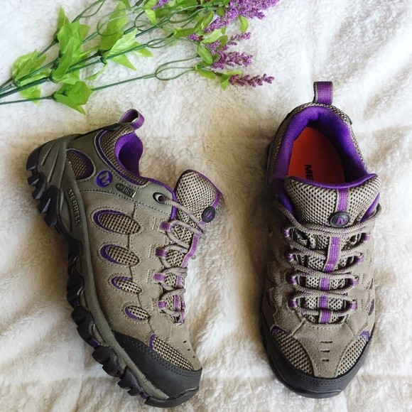 Merrell Womens Select Dry Hiking Shoes